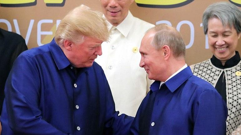 Κρεμλίνο: Κοινή δήλωση Τραμπ-Πούτιν για Συρία και Ισλαμικό Κράτος