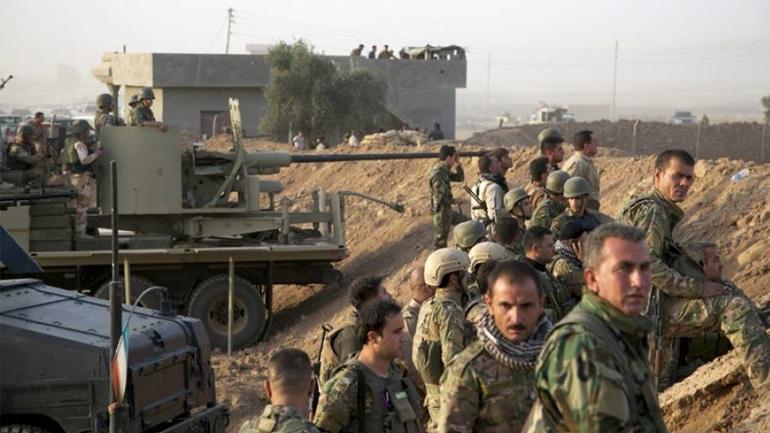 Ιράκ: Ξεκίνησε η μάχη για την ανακατάληψη της Ράουα