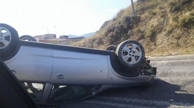 Δύο νεκροί σε τροχαίο δυστύχημα με το «καλημέρα» στο Ηράκλειο