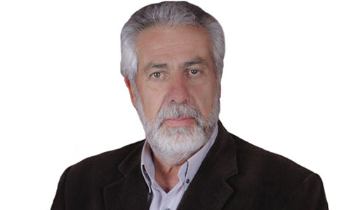 Συμμετείχε στην Ελληνογερμανική Συνέλευση