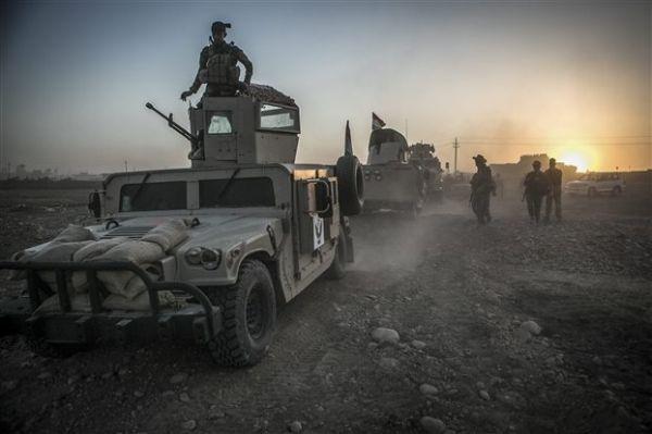 Ιράκ: Επτά νεκροί σε συντριβή ελικοπτέρου