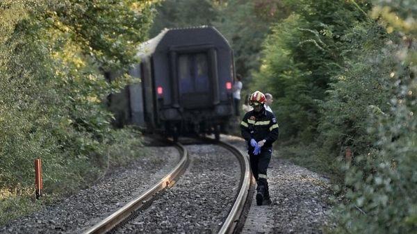 Τρένο παρέσυρε και σκότωσε άντρα στη Θεσσαλονίκη