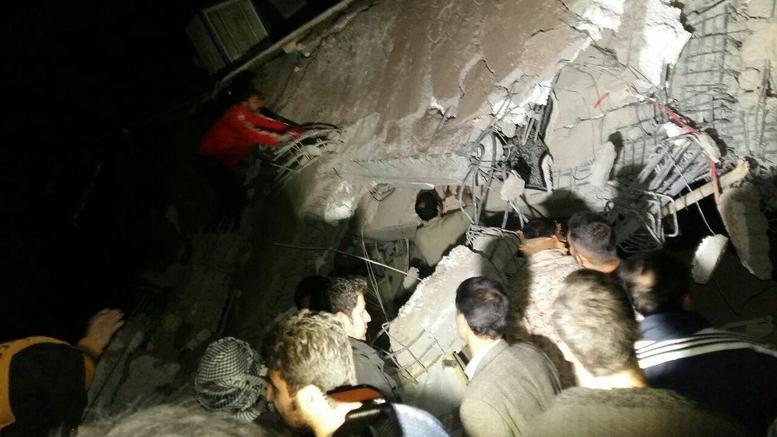 Εκατόμβη από τον σεισμό σε Ιράν -Ιράκ με 207 νεκρούς