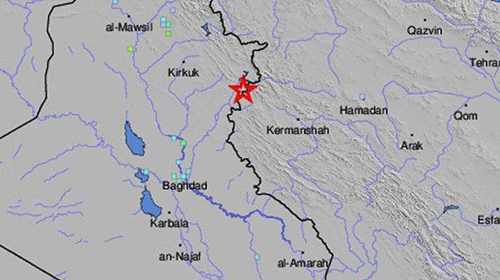 Ιράν-Σεισμός: Στους 328 ο αριθμός των νεκρών, 2.500 οι τραυματίες