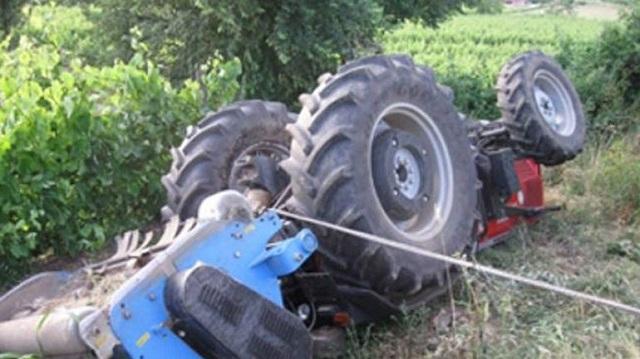 Τραγικό θάνατο βρήκε 80χρονος αγρότης