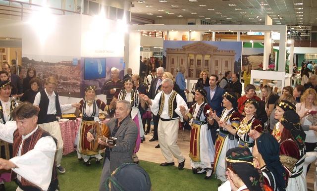 Στην 33η Διεθνή Έκθεση Τουρισμού Philoxenia η Περιφέρεια Θεσσαλίας