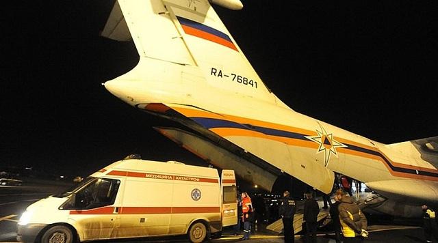 Ρωσία: Συνετρίβη αεροσκάφος κατά τη διαδικασία προσγείωσης. Οχτώ νεκροί