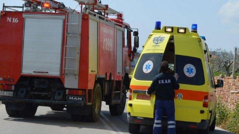 Απανθρακωμένο πτώμα σε αυτοκίνητο στα Λιμανάκια Βουλιαγμένης