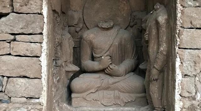 Αποκαλύφθηκε ο πιο παλιός κοιμώμενος Βούδας στον κόσμο