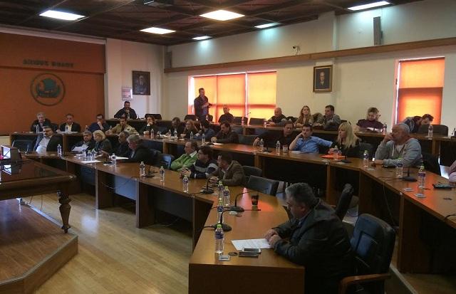 Συνεδρίαση για ΑΓΕΤ και μονάδα επεξεργασίας απορριμμάτων