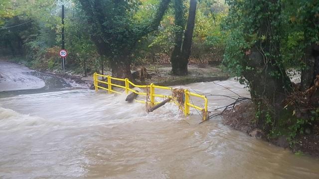 Πλημμύρισαν σπίτια σε Στόμιο, Ομόλιο, Κόκκινο Νερό και Παλαιόπυργο [εικόνες]