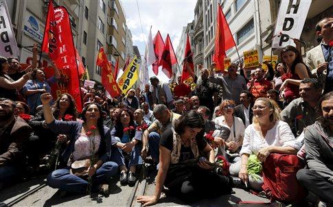 Τουρκία: Η Άγκυρα απαγόρευσε τις εκδηλώσεις ΛΟΑΤ