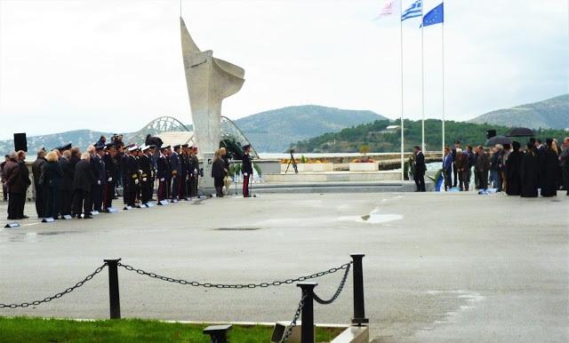 Με λαμπρότητα ο εορτασμός των Ενόπλων Δυνάμεων στον Βόλο