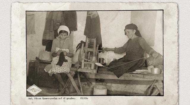 Κερασιά: Το χωριό της φωτογραφίας