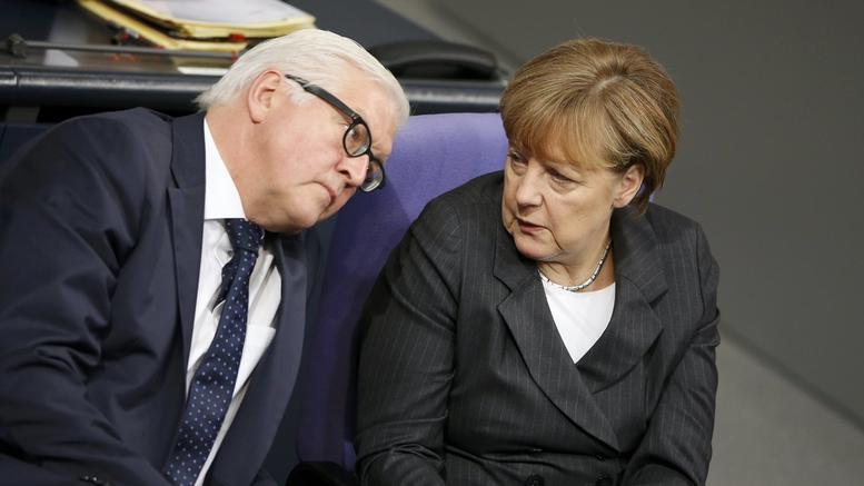 Στα χέρια του Στάϊνμάγερ η άρση του αδιεξόδου στη Γερμανία