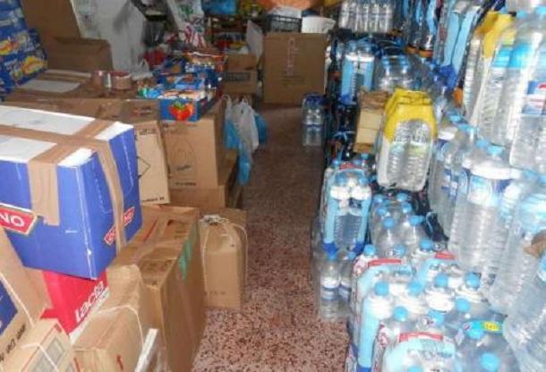 Χέρι βοήθειας στους πλημμυροπαθείς
