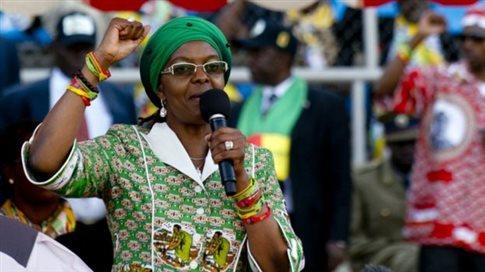 Η γυναίκα πίσω από την πτώση του προέδρου της Ζιμπάμπουε