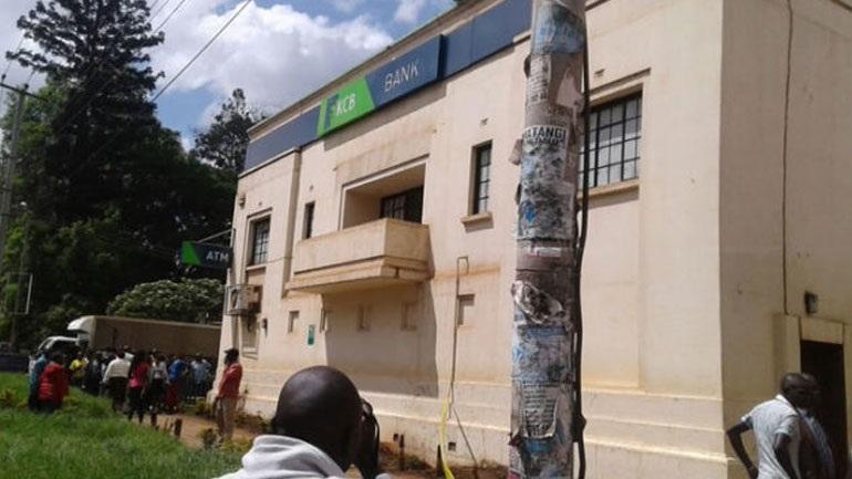 Κένυα: Έσκαψαν τούνελ για να ληστέψουν τράπεζα που βρισκόταν απέναντι από αστυνομικό τμήμα