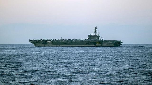 Αεροσκάφος του αμερικανικού Πολεμικού Ναυτικού κατέπεσε στον Ειρηνικό