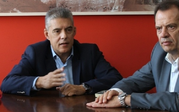 Σύσκεψη στην Περιφέρεια Θεσσαλίας για τις ζημιές από την κακοκαιρία