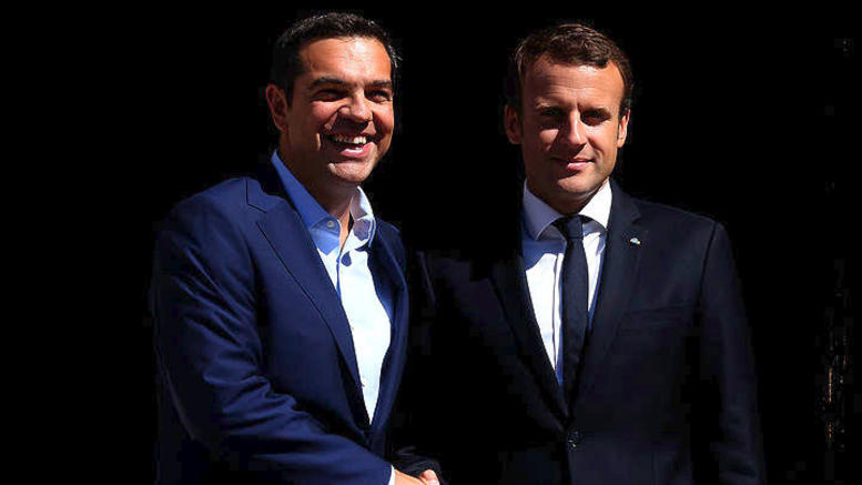 Στο Παρίσι ο Τσίπρας, βραβείο και συνάντηση με Μακρόν. Το πρόγραμμα