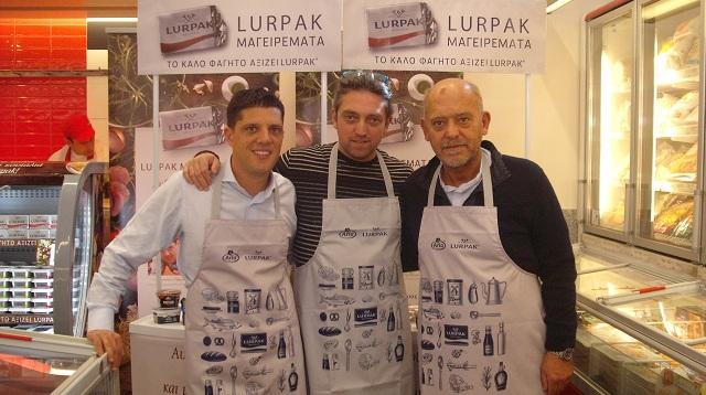 Διάσημοι σεφ στον Βόλο