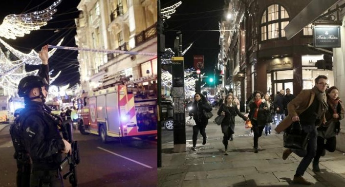 Εκκενώθηκε ο σταθμός του μετρό στο Λονδίνο