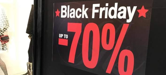 Οσα έγιναν την Black Friday: Οι ουρές, η «εισβολή», οι αγορές και ...διαμαρτυρίες [βίντεο]