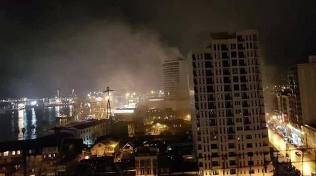 Γεωργία: 12 νεκροί από πυρκαγιά σε ξενοδοχείο στο Μπατούμι