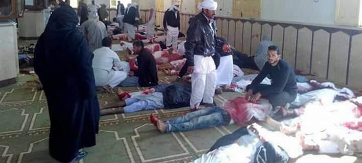 Παγκόσμιο σοκ και κατακραυγή για το μακελειό με τους 235 νεκρούς στο Σινά