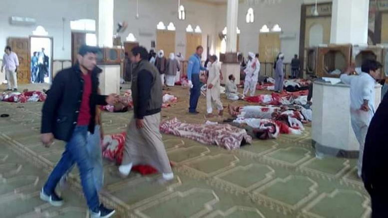 Σινά: Κρατώντας σημαίες του ISIS σκότωσαν 305 ανθρώπους