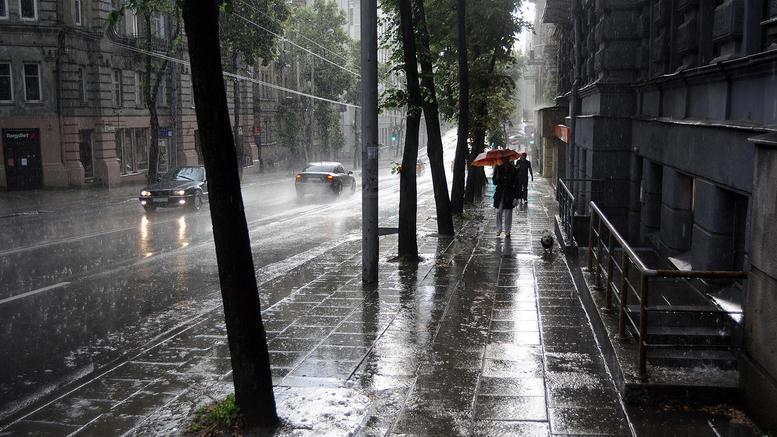 ΕΜΥ: Έκτακτο δελτίο επιδείνωσης καιρού με βροχές και χαλάζι