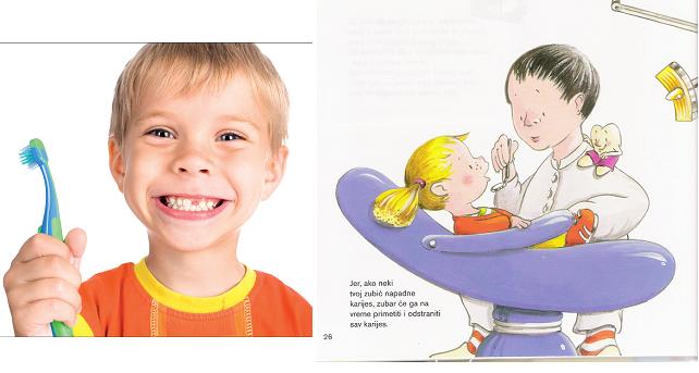 Οδοντιατρικός Σύλλογος Μαγνησίας: Οδηγίες για την στοματική υγεία των παιδιών