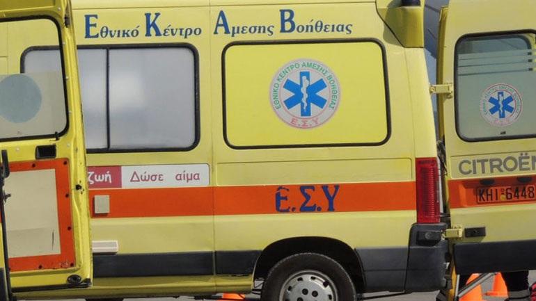 Tροχαίο δυστύχημα στη Σπάρτη - Τρείς νεκροί και ένας τραυματίας