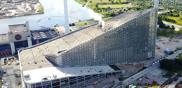 Το νέο αρχιτεκτονικό διαμάντι της Κοπεγχάγης θα είναι για τα… σκουπίδια