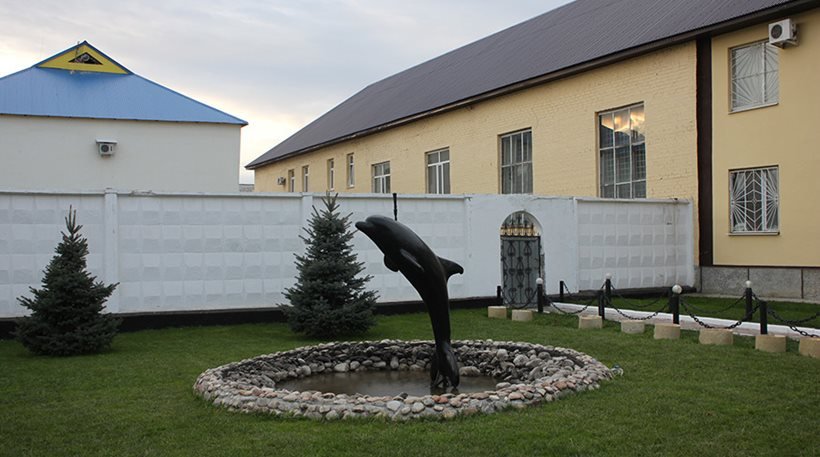 «Μαύρο Δελφίνι»: Η σκληρότερη φυλακή της Ρωσίας από όπου δεν απέδρασε ποτέ κανείς