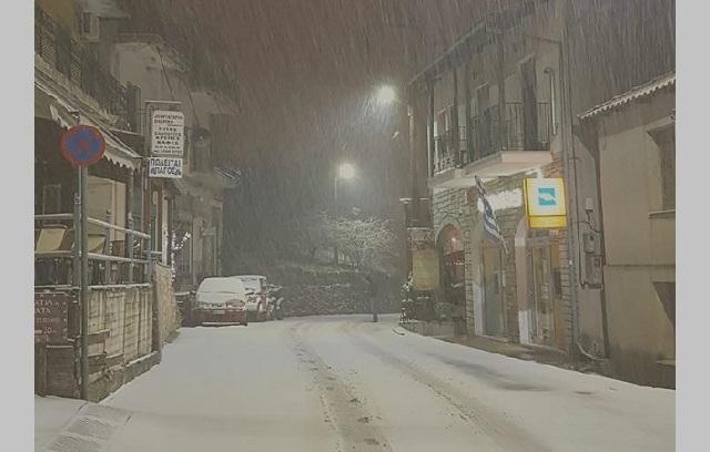 Ετοιμοπόλεμος ο δήμος Ζαγοράς -Μουρεσίου για τον χειμώνα
