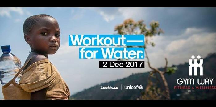 Καμπάνια για τη Unicef με πρωτοβουλία του Gym Way