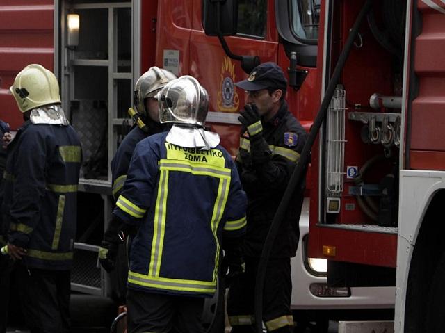 Ασκηση της Πυροσβεστικής ΒΙΠΕ Βόλου στα Γυμνάσιο, Λύκειο, ΕΠΑ.Λ Βελεστίνου