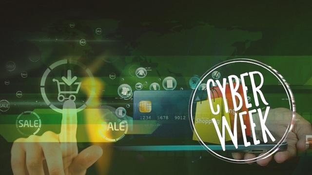 Cyber Week: Εκπτώσεις και προσφορές στην ηλεκτρονική αγορά