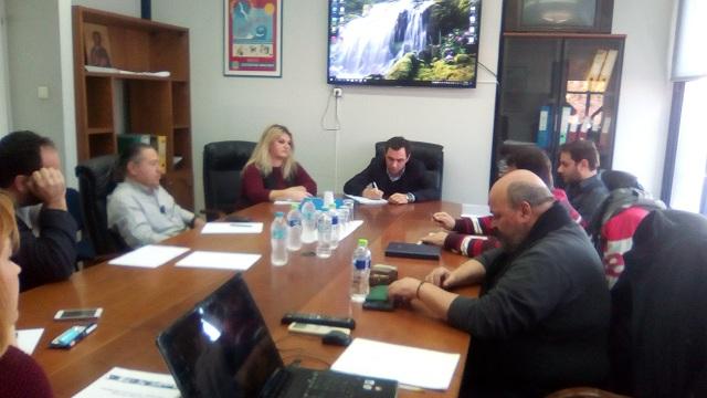 Συνεργασία του ΤΕΕ Μαγνησίας και της Εταιρείας φυσικού αερίου