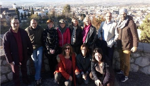 Το Γυμνάσιο Στεφανοβικείου στην Ισπανία