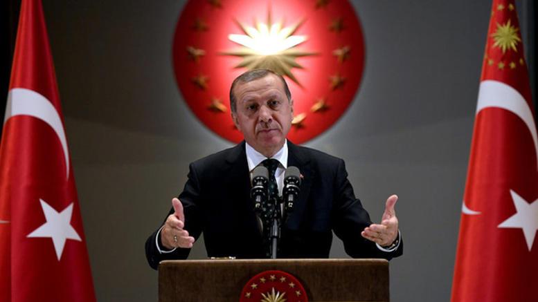 Ανακοινώθηκε επίσημα από την Προεδρία η επίσκεψη Ερντογάν