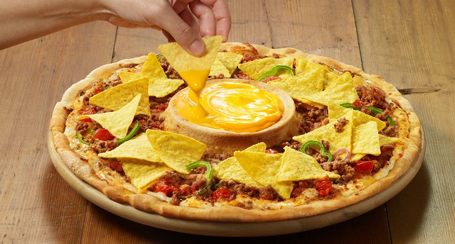 Νέα Pizza Nachos από την Pizza Fan