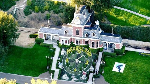 Πάρκο πολλαπλής ψυχαγωγίας γίνεται η Neverland του Μάικλ Τζάκσον