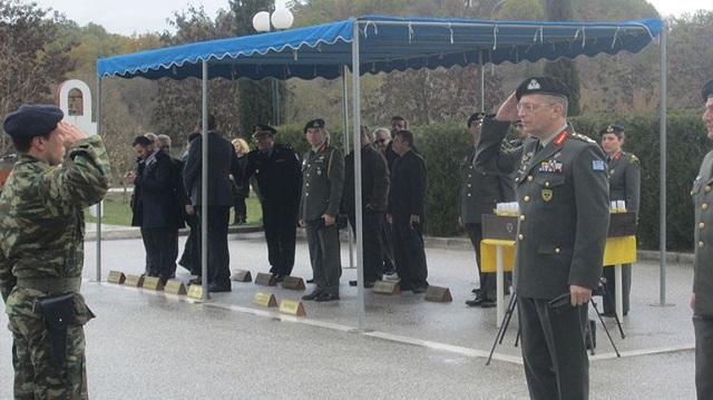 Παρουσία Αρχηγού ΓΕΣ η τελετή ονομασίας οπλιτών και σμηνιτών στην Καρδίτσα