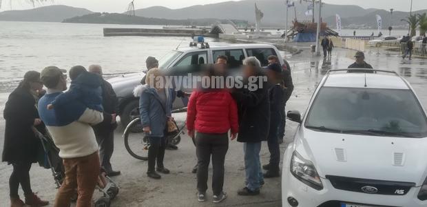 «Επίθεση» σε 63χρονη στο λιμάνι