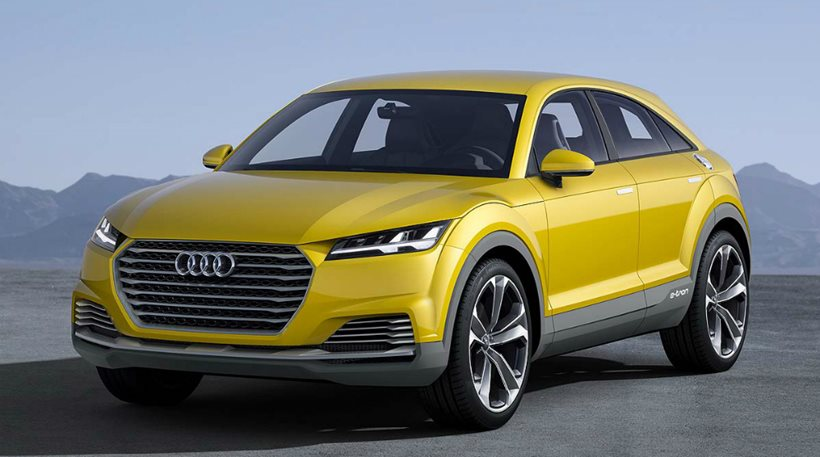Έρχεται το Audi Q4