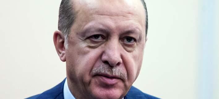 Ερντογάν: Οι ΗΠΑ μας υπονομεύουν και μας τιμωρούν γιατί δεν κάνουμε ότι θέλουν