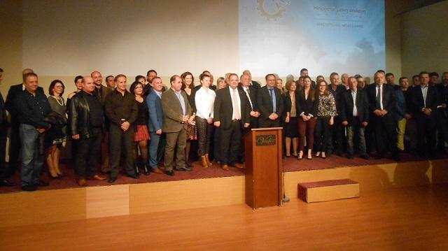 Αρ. Μπασδάνης: Στόχος μας να ενώσουμε τις υγιείς δυνάμεις